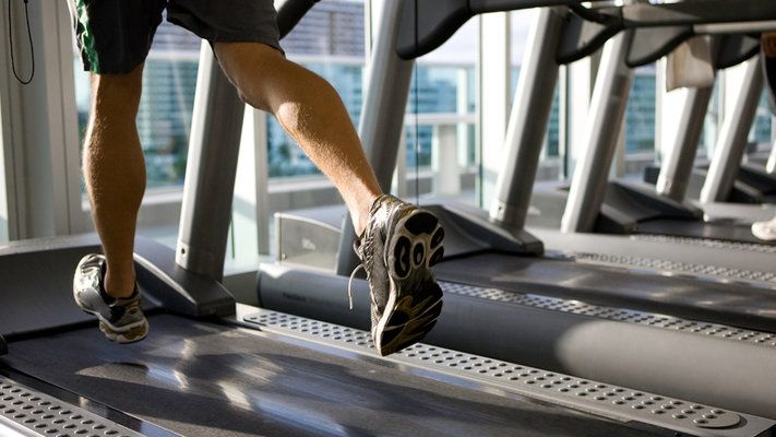 Training for a Marathon on a Treadmill