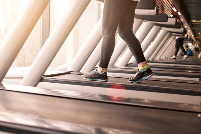 How To Slim Thighs on Treadmill?